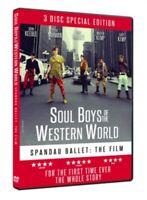 Nuevo Spandau Ballet - Alma Boys Of The Occidental World - Edición Limitada DVD