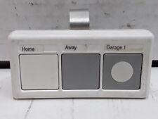 Lutron RA-VCTX-WH three-button garage home away remote JPZ0017