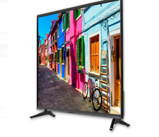 "40"" Flat Screen TV 1080p LED HMDI USB VGA FHD"