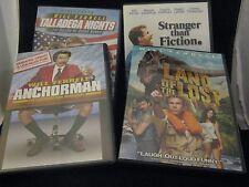 Anchorman, Talladega Nights, Land of the Lost, Stranger Than Fiction(Widescreen)