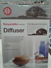 New Banyan & Bo by GAIM Aromatherapy Diffuser GAIAM New in Box