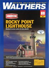 Walthers 933-3663 Rocky Point Leuchtturm