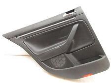 2010 VW Jetta TDI Rear Left Door Trim Panel Black 1K5 867 211 BH OEM 10 11 12