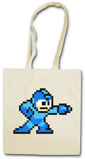 MEGA BOY SHOPPER SHOPPING BAG Man Game 16 Bit Retro Video Game Console Gamepad