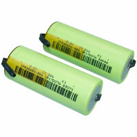 Hixon 2PCS IFR 26650 3.2V 3500mAh LiFePO4 Rechargeable Battery cell W/ tabs