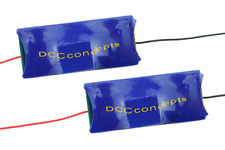DCC Concepts - DCC-BT2 - DCC Bus Wire Suppressors/Terminators (2 Pack) 1st Post