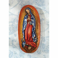 "The Virgin Of Guadalupe Religious Design Toscano Exclusive 13½"" Wall Sculpture"