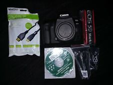 Canon EOS 5d Mark IV Body NEVER USED
