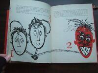 Vtg 1952 You & Your Amazing Mind by John Lewellen HC DJ Winnie Fitch Rare Creepy