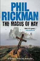 The Magus of Hay (Merrily Watkins Mysteries) by Rickman, Phil | Paperback Book |