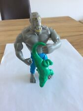 Killer Croc Batman Kenner DC Figur 1994 -Rarität - komplett, top Zustand.