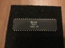 MOS CSG CPU 8501 (DC:14/90) für Commodore 16, 116 und Plus/4 (7501R1,8501R4) NOS