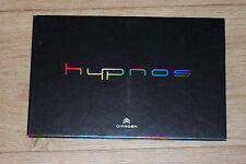 2008 press kit CITROEN Hypnos (DS4 concept) with CD-Rom