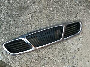 2001 2002 Daewoo Lanos Front Grille Grill 96215294