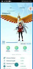 Pokémon Go account shiny terrakion shiny Ho-oH shiny hat Pikachu shiny giratina