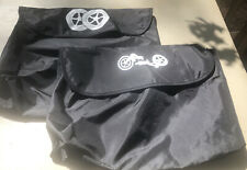 Used Set of 2 Bugaboo Wheel Travel Airplane Bag.