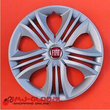 """4 COPRICERCHI BORCHIE 13"""" FIAT PANDA 500 FUN"""