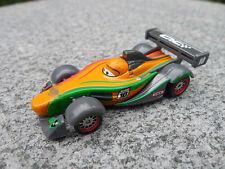 Mattel Disney Pixar Cars Carbon Fiber Racers Rip Clutchgoneski Diecast New Loose