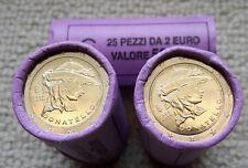 2 Euro Italien 2016  -  550. Todestag von Donatello - bankfrisch - unzirkuliert