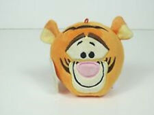 Disney Winnie the Pooh Tigger Figure Fluffball Ornament Squeeze Ball Toy NEW