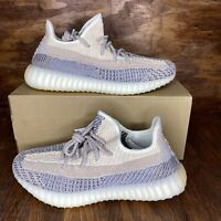 Adidas Yeezy Boost 350 v2 Ash Pearl Size 9.5 Ds Og All Ash Pearl Yeezy 350 v2