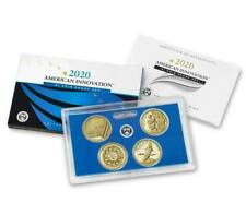 2020 AMERICAN INNOVATION DOLLAR $1 PROOF SET AS ISSUED BY MINT WITH BOX AND COA