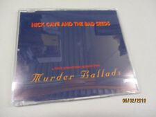 Nick Cave and the Bad Seeds - Murder Ballads  Promo CD
