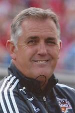 HOUSTON DYNAMO: OWEN COYLE SIGNED 6x4 ACTION PHOTO+COA