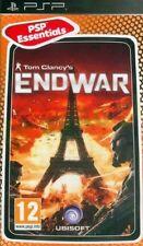 ENDWAR            -----   pour PSP  // EE