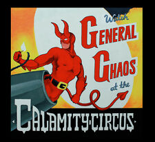GENERAL CHAOS - Calamity Circus Digi CD