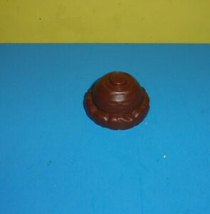 Leap Frog Scoop & Learn Ice Cream Cart Replacement Toy Part - Chocolate Scoop