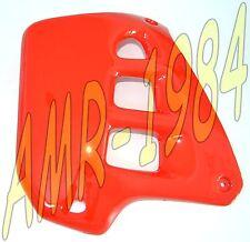 CONVOGLIATORE SINISTRO ROSSO ORIGINALE APRILIA RX 3 - 5 MARCE 50 cc    AP8230969