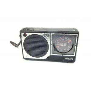 RADIO TRANSISTOR PORTABLE PHILIPS 172