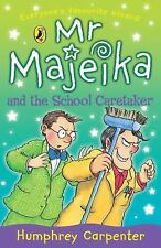 Mr Majeika & the School Caretaker