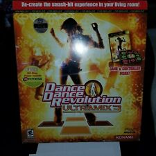 Dance Dance Revolution Ultramix 3 Bundle (Microsoft Xbox, 2005)