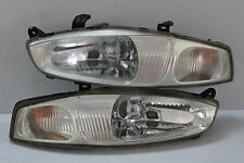 Mitsubishi Mirage Cybrog Mivec CJ2A CJ4A OEM JDM Headlights Head Lights Lamp Set