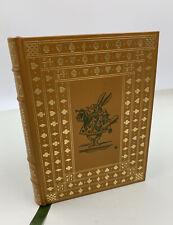 FRANKLIN LIBR. 1975, Alice's Adventures in Wonderland, 100 Greatest, Leather, VG