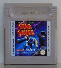 THE ADVENTURES OF STAR SAVER - GAME BOY - VERSION ESPAÑA - CARTUCHO