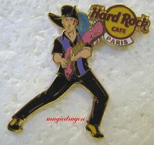 Hard Rock Cafe PARIS Men of Rock Pin