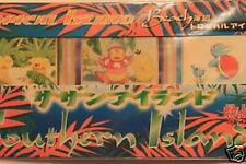 POKEMON Tropical Southern Island Beach trading card Japan wizards booster pack