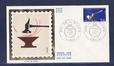 enveloppe 1er jour  art du bijou      Paris    1983