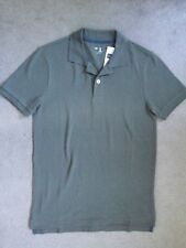 GAP - COTTON POLO T.SHIRT IN KHAKI WITH SHORT SLEEVES - XS- BNWT