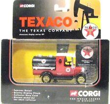 Corgi Texaco Model T Ford Tanker Truck Die-cast near 1/55 New MIB
