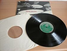 "El gen 12"" L.p. - Krupa cumple con Buddy Rich-récord mundial Club T 248 in (approx. 629.92 cm) v.g.c."