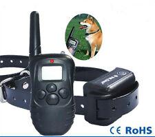Waterproof Elettrico Formazione di addestramento Collare per Un Cane LCD Collare