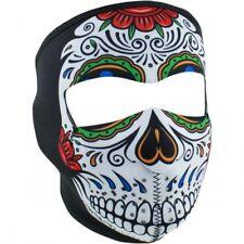 Muerte skull full face mask one size - Zan headgear WNFM413