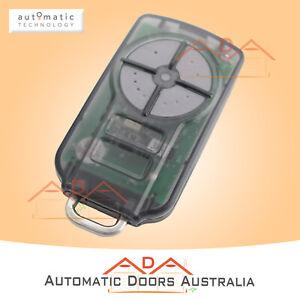 PTX-5v2 Black ATA TrioCode Garage Door Remote Control 4 Button Remote