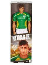 """MATTEL FC Elite Neymar Junior Soccer Action Figure 12"""" 30cm 100% Brand New"""
