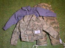 Escala 1/6 Dragón Marsh patrón Smock Pantalones Para DREAMS hizo WW II GERMAN - 6