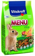 Menu Vital lapins nains sac de 2,5 kgs Vitakraft Premium